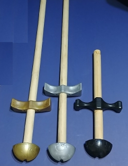 Regular Rattan Cross Guard Kit
