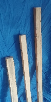 Flat-Sided Sword Lengths