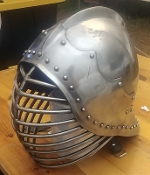 Open Face Sallet