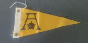 Ansteorra 40th Year Spear Pennant